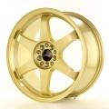 Alu koleso Japan Racing JR3 18x10 ET25 5x112 / 114,3 Gold