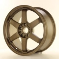 Alu koleso Japan Racing JR3 18x8,5 ET30 5x114,3 / 120 Dark Anodized Bronze