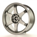 Alu koleso Japan Racing JR3 18x8 ET30 5x114 / 120 Gun Metal