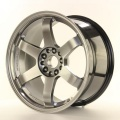 Alu koleso Japan Racing JR3 18x9,5 ET15 5x114,3 / 120 Hyper Black
