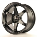 Alu koleso Japan Racing JR3 18x9 ET40 4x100 / 114 Matt Black