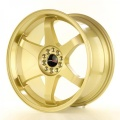 Alu koleso Japan Racing JR3 18x9 ET40 5x112 / 114 Gold