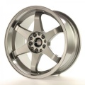 Alu koleso Japan Racing JR3 18x9 ET40 5x112 / 114 Gun Metal