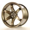 Alu koleso Japan Racing JR3 19x10,5 ET22 5x114 / 120 Bronze