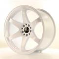 Alu koleso Japan Racing JR3 19x10,5 ET22 5x114 / 120 White