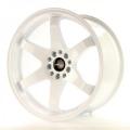 Alu koleso Japan Racing JR3 19x9,5 ET35 5x100 / 120 White