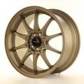 Alu koleso Japan Racing JR5 17x8,5 ET35 4x100 / 114,3 Dark Anodized Bronze