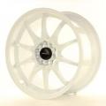 Alu koleso Japan Racing JR5 17x8,5 ET35 4x100 / 114,3 White