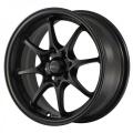 Alu koleso Japan Racing JR5 18x9,5 ET22 5x100 / 114,3 Hyper Black