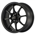 Alu koleso Japan Racing JR5 18x9,5 ET38 5x100 / 114,3 Hyper Black