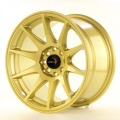 Alu koleso Japan Racing JR11 15x8 ET25 4x100 / 108 Gold