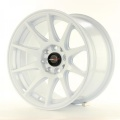 Alu koleso Japan Racing JR11 15x8 ET25 4x100 / 108 White