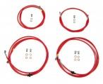 Vedení hydraulické ruční brzdy Hel Performance na Subaru Impreza GD (01-07)