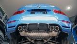 Karbonový zadní difuzor Carbonspeed BMW 3-Series F80 M3 (14-)