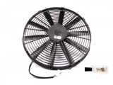Vysoce výkonný ventilátor Spal - tlačný, průměr 167mm, 24V