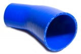 Silikonová hadice HPP redukční koleno 45° 28 > 32mm