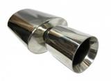 Koncový tlumič výfuku ProRacing MP05 - nerez - 63,5mm