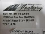 Stálý převod MFactory na Nissan 200SX S13/S14 SR20DET - 4.5