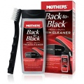 Mothers Back-to-Black Heavy Duty Trim Cleaner Kit - najúčinnejšia čistič plastov, 355 ml