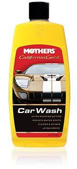 Mothers California Gold Car Wash - autošampon, 473 ml