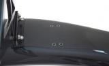 Karbonové křídlo univerzální 130 x 16-23cm ProRacing