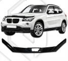 Plexi lišta prednej kapoty BMW X1 E84 2009–2015