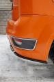 Bočné spojler pod zadný nárazník Ford Focus mk2 ST 2004 - 2007 Maxtondesign