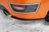 Bočné spojler pod zadný nárazník Ford Focus mk2 ST 2004 - 2007