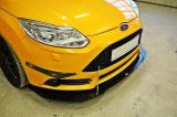 Spoiler pod predný nárazník Ford Focus MK3 ST 2012 - 2014 (před faceliftem) Maxtondesign
