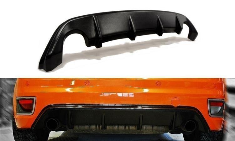 Spoiler pod zadný nárazník Ford Focus mk2 ST 2004 - 2007 Maxtondesign