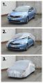Ochranná plachta proti kroupám Audi A3 Compass