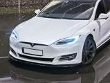 Spoiler pod predný nárazník Tesla Model S Facelift 2016-