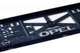 Podložka pod ŠPZ 3D Opel
