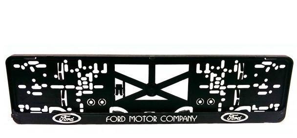 Podložka pod ŠPZ 3D Ford Motor Company
