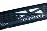 Podložka pod ŠPZ 3D Toyota