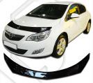 Plexi lišta prednej kapoty OPEL Astra J GTC 2011–