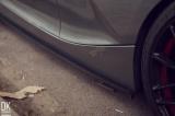 Nástavce prahov BMW Z4 COUPE E86 (2005-2009) Maxtondesign