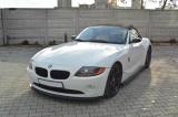 Spoiler pod predný nárazník BMW Z4 E85 2002-2006 (model před faceliftem) Maxtondesign