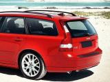 Strešné krídlo Volvo V50 standard version 2004-2012