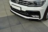 Spoiler pod predný nárazník VW Tiguan Mk2 R-Line 2015- Maxtondesign