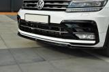 Spoiler pod predný nárazník VW Tiguan Mk2 R-Line 2015-