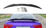 Odtrhová hrana kufru Audi RS5 Mk1 (8T) Facelift 2011- 2015