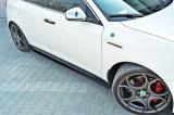Nástavce prahov Alfa Romeo Giulietta 2010- Maxtondesign