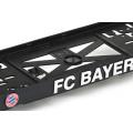 Podložka pod ŠPZ 3D FC Bayern