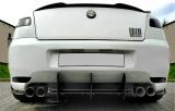 Stredový spojler pod zadný nárazník ALFA ROMEO GT 2004- 2010