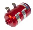 """Palivový filter SYTECO červený - 1/4 """"-NPT (300LPH)"""