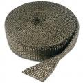 """Termo izolačná páska Thermotec 25mm x 15m karbónová (titánová) """"lava rock"""""""