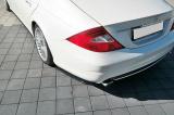Bočné spojler pod zadný nárazník Mercedes CLS C219 55AMG 2004- 2006 Maxtondesign