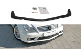 Spoiler pod predný nárazník Mercedes CLS C219 55AMG 2004- 2006