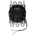 Chladič prevodovky / servo riadenie Mishimoto s ventilátorom univerzálny